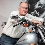 Photo of Peter Nochar - MD of Harley-Davidson Australia