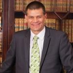 Photo of Professor Andrew Vann - Vice-Chancellor of Charles Sturt University