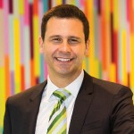 Photo of Rob De Luca - MD of Bankwest