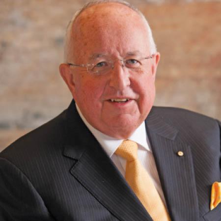 Photo of Sam Walsh - CEO of Rio Tinto