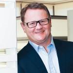 Photo of Scott King - CEO of Qantas Credit Union