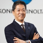 Photo of Ikuo Nakagawa - President of Konica Minolta Europe