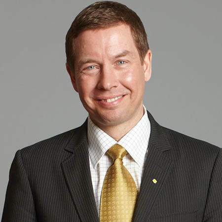 Photo of Anders Jakobsson - CEO of Beijer Byggmaterial