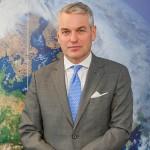 Photo of Fredrik Rosencrantz - CEO Global Corporate of Zurich