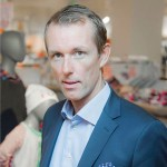 Photo of Ingvar Larson  - CEO of Lindex I