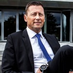 Photo of Niels Svenningsen - CEO of Jabra