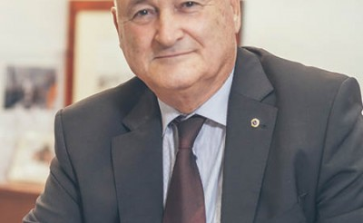 Photo of Branko Roglić - President of Orbico Group