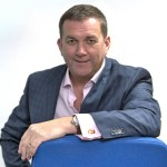 Photo of Dominic O'Reilly - CEO of EZE Group