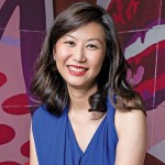 Photo of Eileen Yeo  - CEO of Marionnaud France