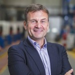 Photo of Ian Douglas - CEO of Global Marine Systems Limited