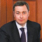 Photo of Arkady Trachuk - General Director of Goznak