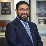 Photo of Angad Paul - CEO of The Caparo Group
