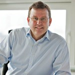 Photo of Christer Persson - President & CEO of Kährs Group
