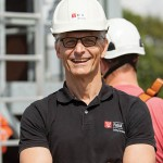 Photo of Peter Svarrer  - CEO of Falck Safety Services