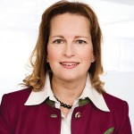 Photo of Britta Huebner - CEO of elumatec