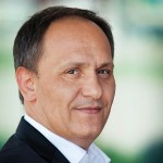 Photo of Thierry Carcel - CEO of Fonroche Energie