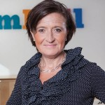 Photo of Monica Lingegård  - CEO of Samhall