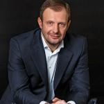 Photo of Sergei Odegov - CEO of Magnezit Group