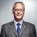 Photo of Dr Urs Ruegsegger - CEO of SIX