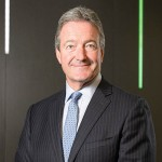 Photo of Martin Samworth - CEO of CBRE