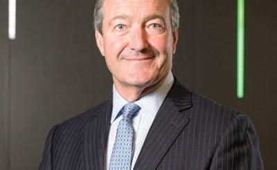 Photo of Martin Samworth - CEO of CBRE
