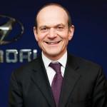 Photo of Tony Whitehorn - CEO of Hyundai Motor UK