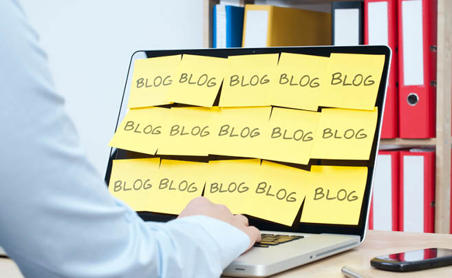 Why adding a company blog can help you communicate with your desired audience article image
