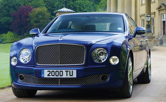 Bentley - Motor torque article image