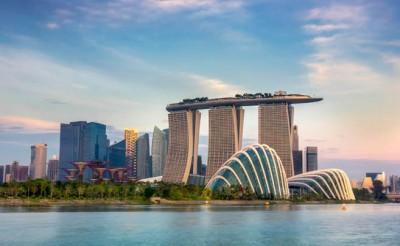在新加坡办公室