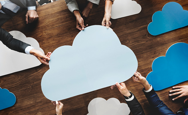 Cloud- the new buzzword for tech - article image