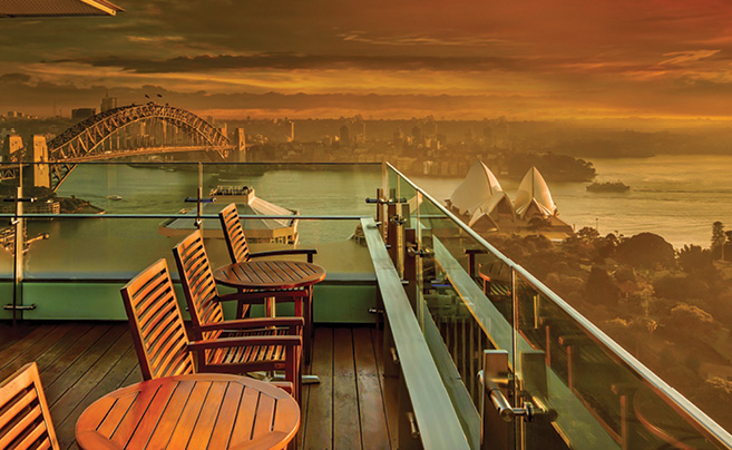 Intercontinental Sydney - article image