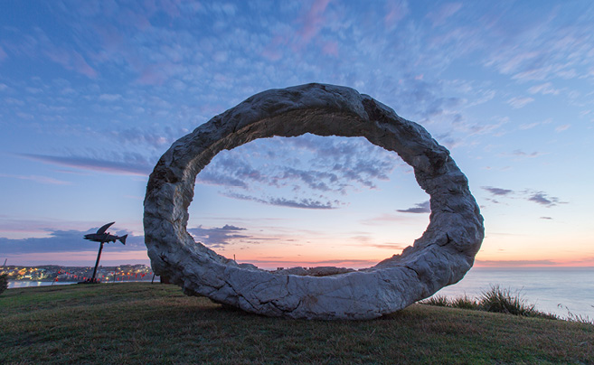 Sculptures by the Sea - article image