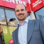 Chris Galanty, Managing Director for EU & Africa of Flight Centre Travel Group UK