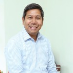 Justiniano Gadia Robinsons, General Manager of Robinsons Supermarket