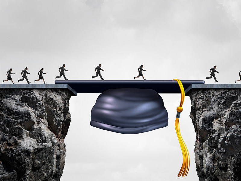 Formal education is a no-brainer for entrepreneurs