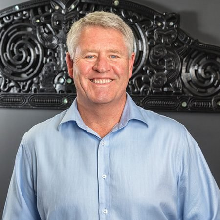 Steve Tew, CEO of New Zealand Rugby