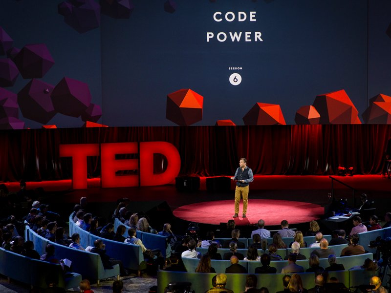 TED Talks: Power points