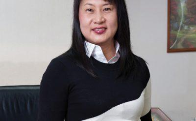 Shirley Kiu, Chief Executive of Sanchoon Builders
