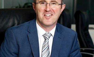 Patrick Tallon, CEO of Civmec