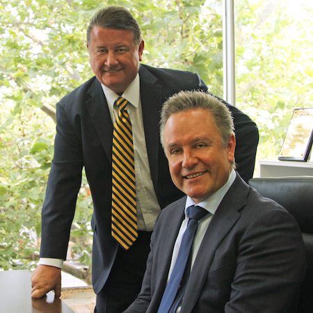 Greville Pabst & Greg Wickham, Executive Chairman & CEO of WBP Property Group