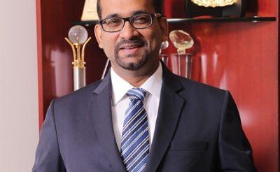 Vinay Prakash, CEO of Adani Enterprises