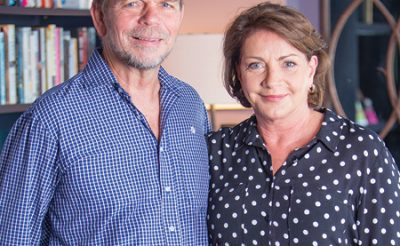Graham ('Skroo') and Jude Turner, Founders of Flight Centre & Spicers Retreats