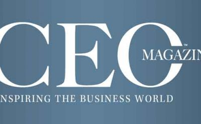 The CEO Magazine - logo