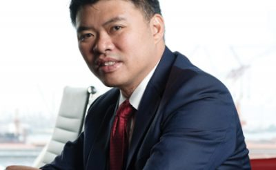 Ken Koh, Group CEO of Yang Kee Logistics
