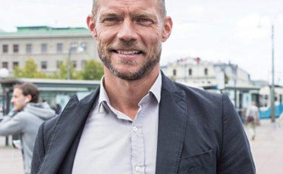 Lars Backström, CEO of Västtrafik AB