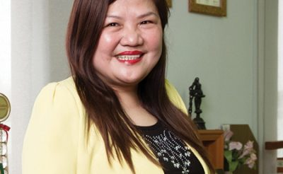 May Yap, CEO of LHT Holdings Limited