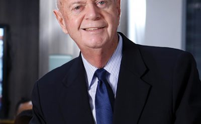 Richard Barclay, CEO of Manila North Harbour Port