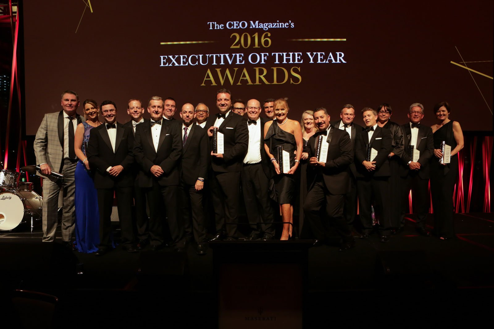 Executive of the Year Awards - image