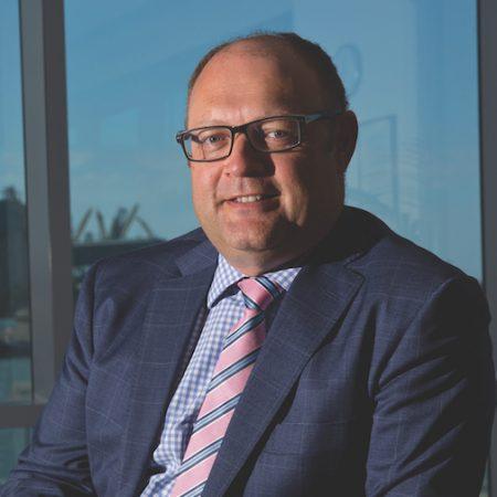 1fae7fc688b Dr Jim Bentley Managing Director of Hunter Water