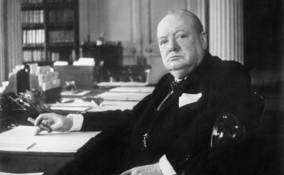Churchill demonstrated how to lead through uncertainty